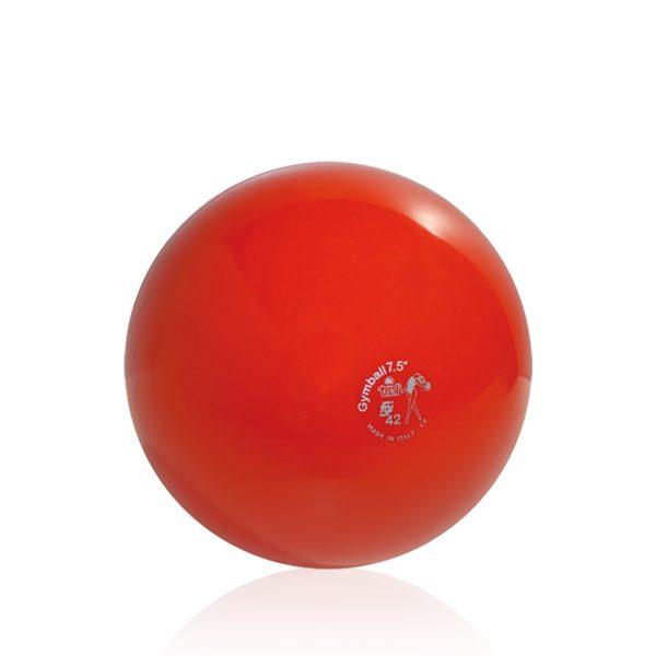La palla ritmica in gomma sintetica