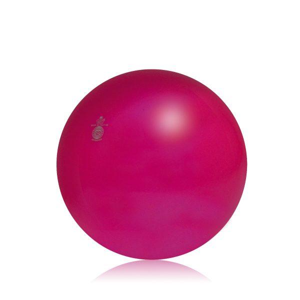 L'evoluzione delle palle da ginnastica ritmica competition ideale per l'allenamento e per le competizioni ufficiali. MODERNE NEL MATERIALE E NELLA GAMMA DI COLORI!