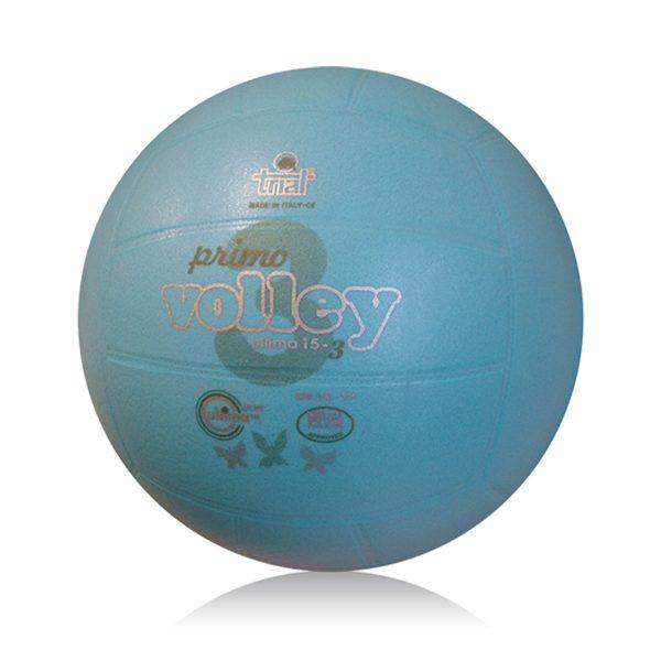 Primo Volley il pallone ideale per l'avviamento allo sport dei bambini.