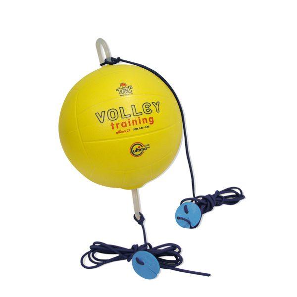 Il pallone per la propedeutica alla schiacciata