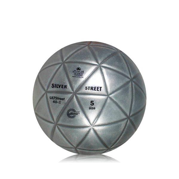 Il pallone da Street Soccer 5 - modello a triangoli