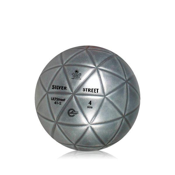Il pallone da Street Soccer 4 - modello a triangoli