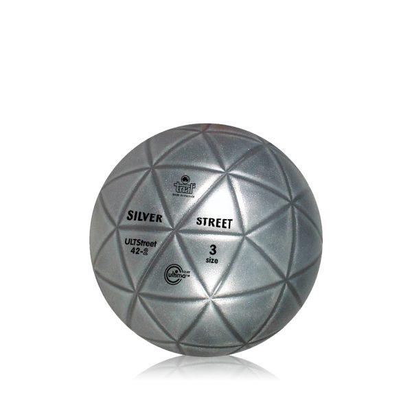Il pallone da Street Soccer 3 - modello a triangoli