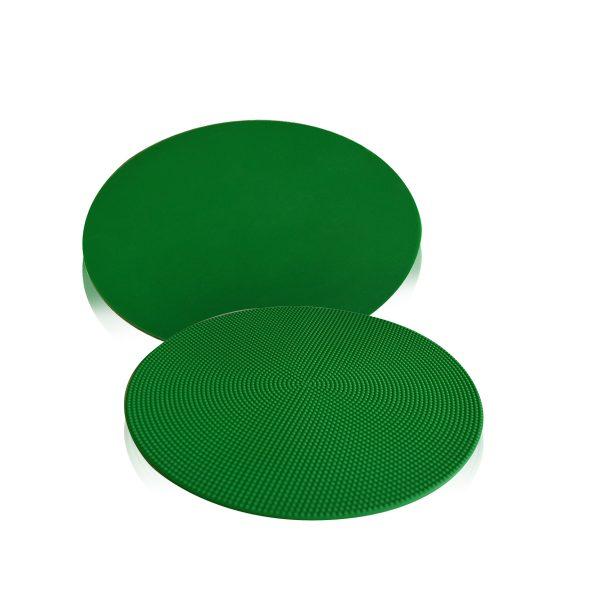 Delimitatore circolare piatto bifacciale