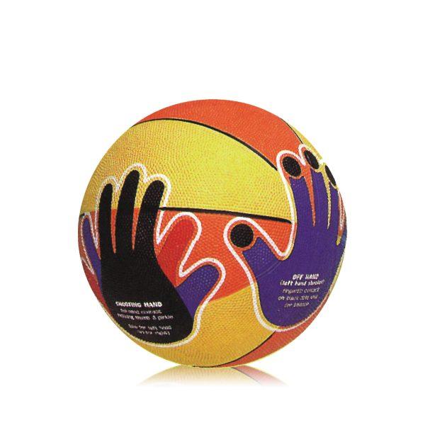 Pallone avviamento al Basket