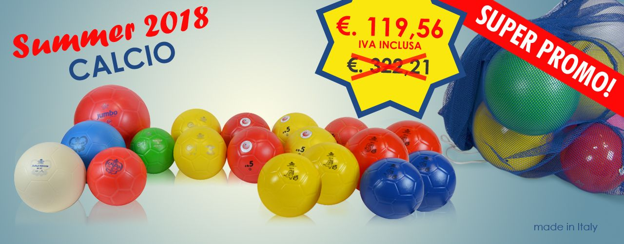 01-10018 SET CALCIODimensionata